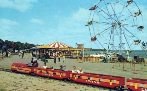 Paul Bunyan Amusement Park, Bemidji Minnesota, 1965